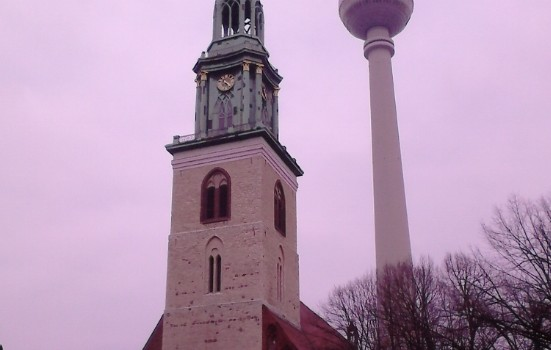 Marienkirche in Berlin